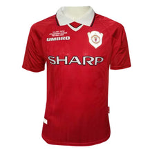 Load image into Gallery viewer, 1999 Manchester United jersey