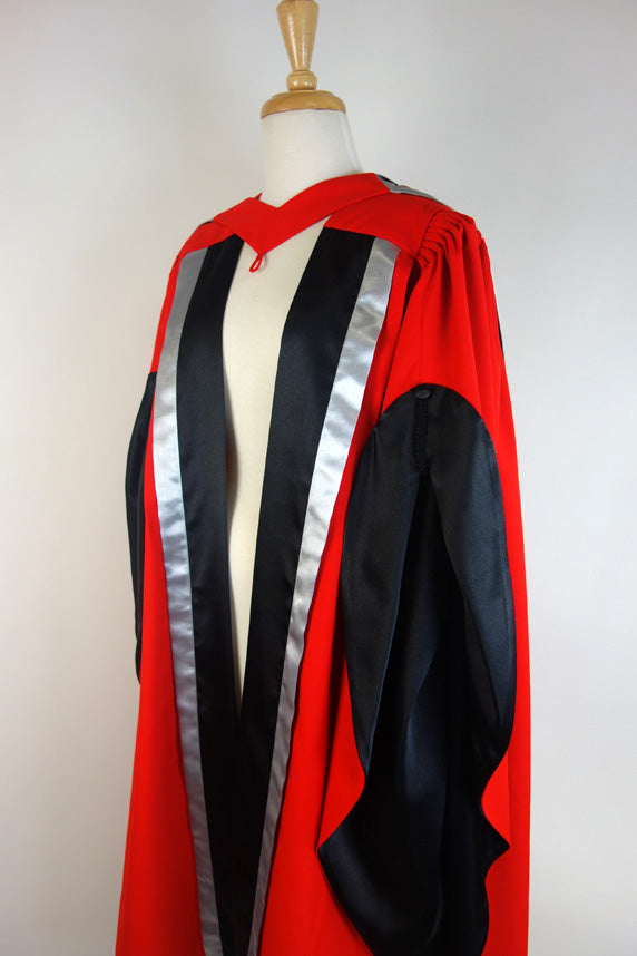 Australian College of Theology Doctor of Theology Graduation Gown Suite