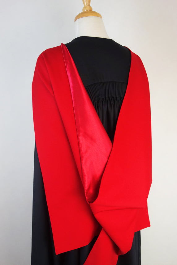 University of Adelaide PhD Graduation Gown Suite