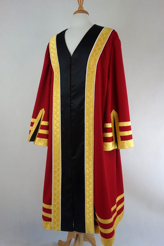 Griffith University Chancellor Robe