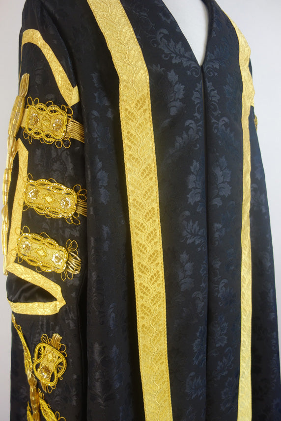 Ornate Historical Chancellery Robe