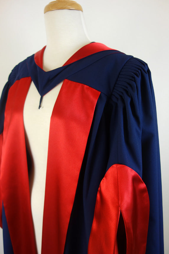 Deakin University PhD Graduation Gown Suite