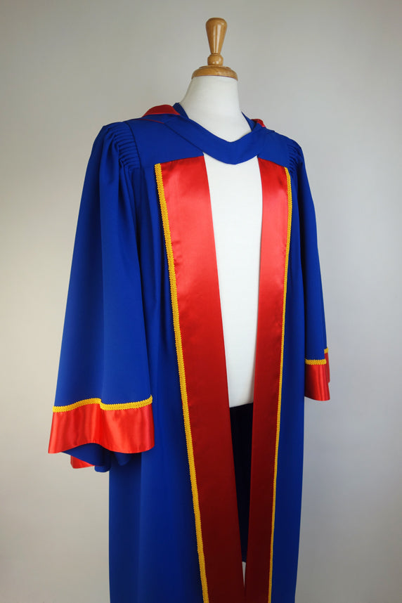 ECU PhD Graduation Gown Suite