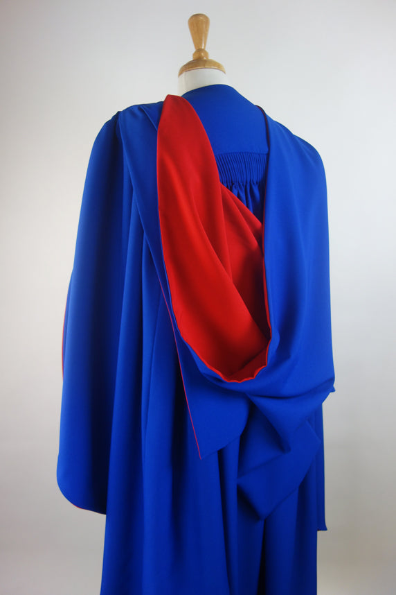 JCU PhD Graduation Gown Suite
