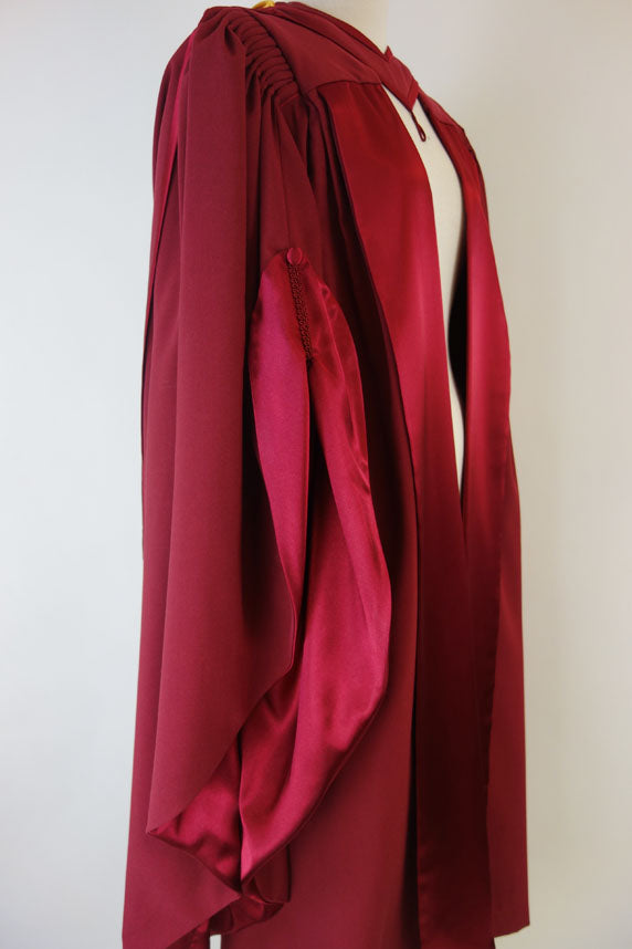 Macquarie University PhD Graduation Gown Suite