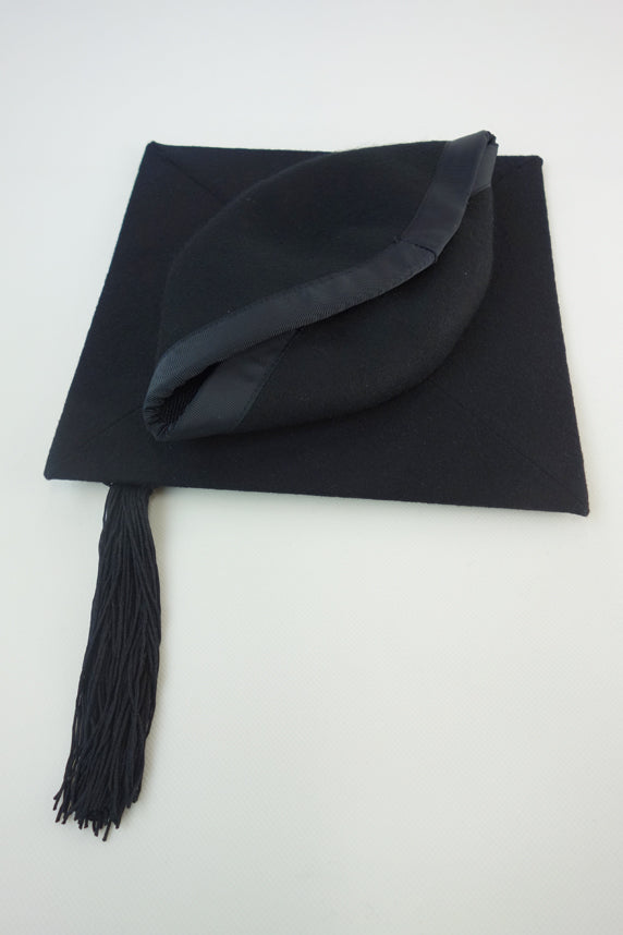 Graduation Mortar Board - Soft Cap