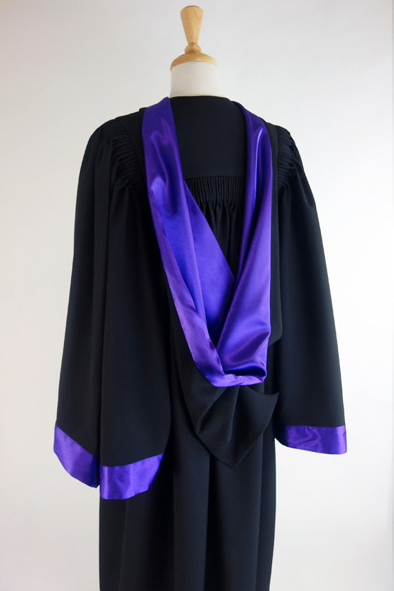 University of Divinity Doctor of Theology Graduation Gown Suite