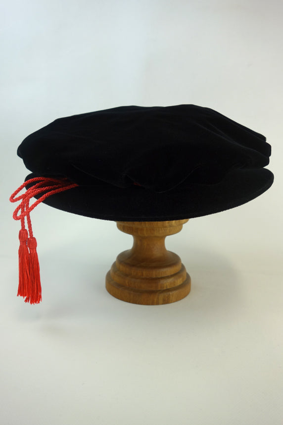 PhD and Doctoral Velvet Bonnet