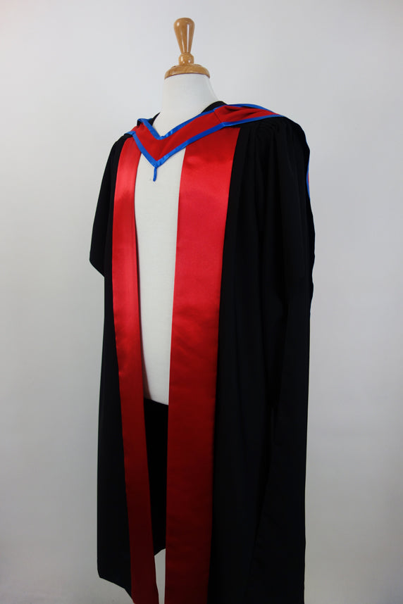 CSU PhD Graduation Gown Suite
