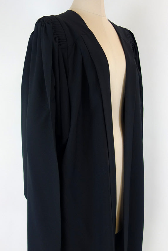 Master Graduation Gown in Polyester