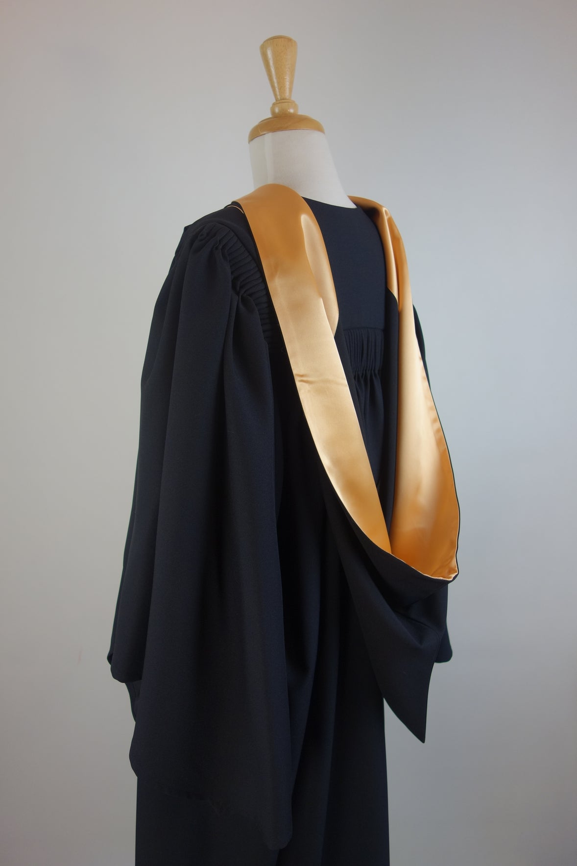 Oxford Style, Half Lined Academic Hood