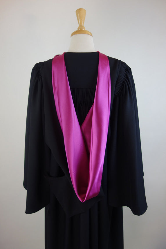 Oxford Style, Fully Lined Academic Hood