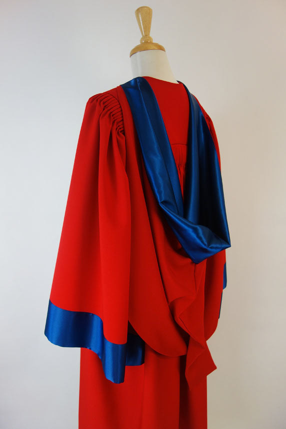 La Trobe University PhD Graduation Gown Suite