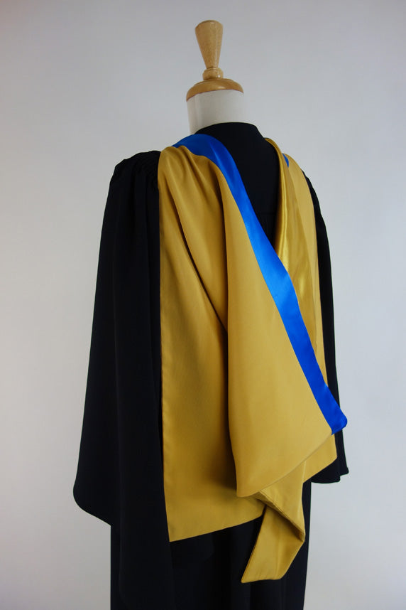 Macquarie University Bachelor Graduation Gown Set