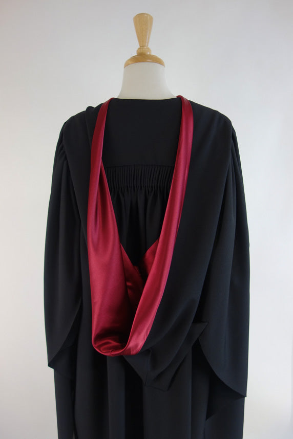 Melbourne College of Divinity Master Graduation Gown Set