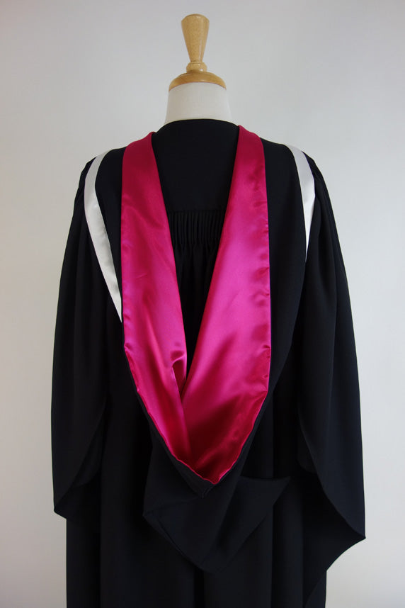 Melbourne College of Divinity Master Hood