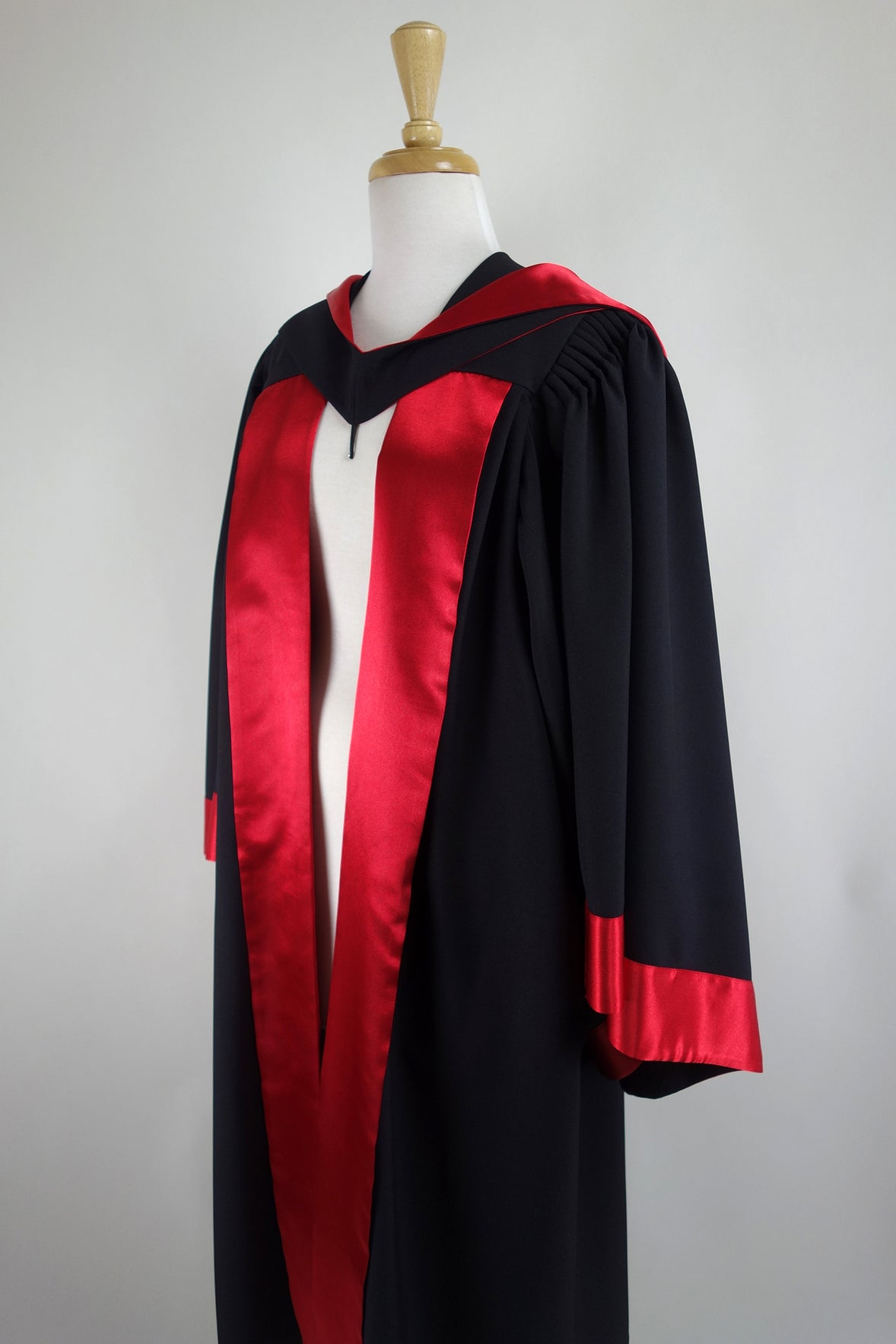 Melbourne College of Divinity PhD Graduation Gown Suite