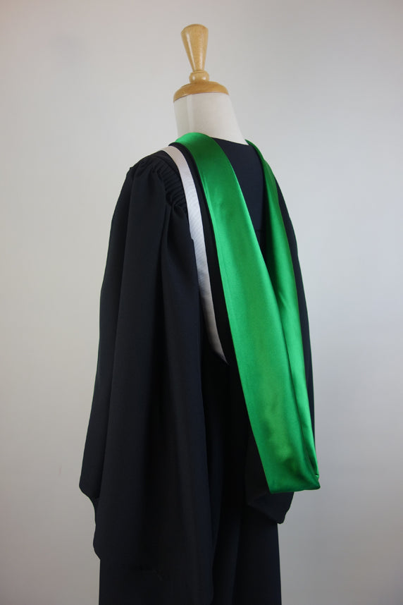 RMIT Bachelor Graduation Gown Set
