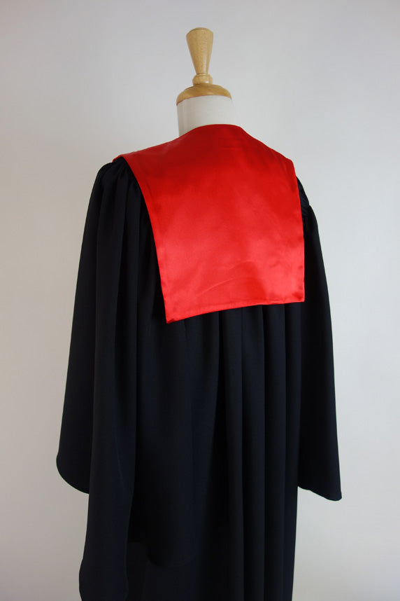 Diploma or Certificate Stole with Square Back