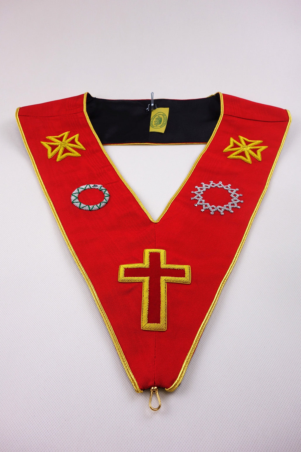 Australian Constitution Rose Croix 18th Degree Collar