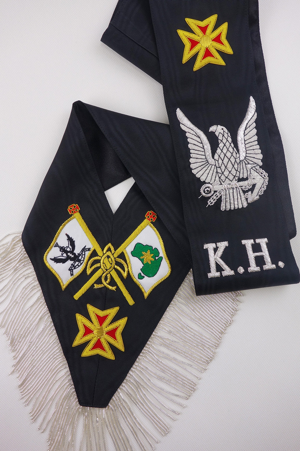 Australian Constitution 30th Degree Sash