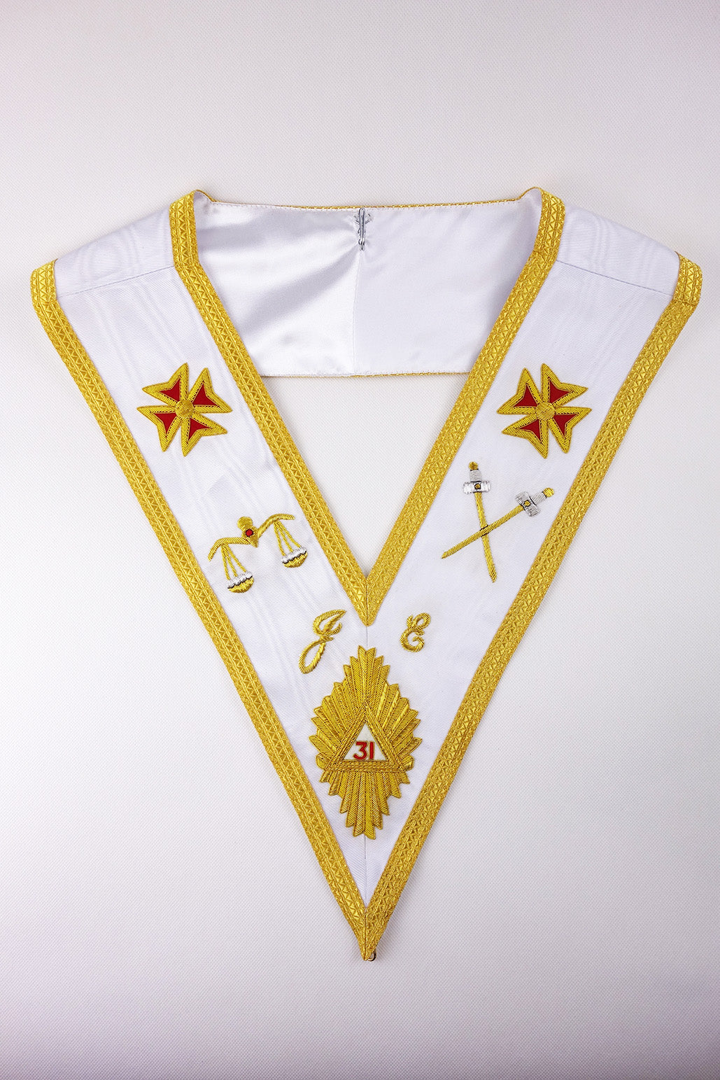 Australian Constitution 31st Degree Collar