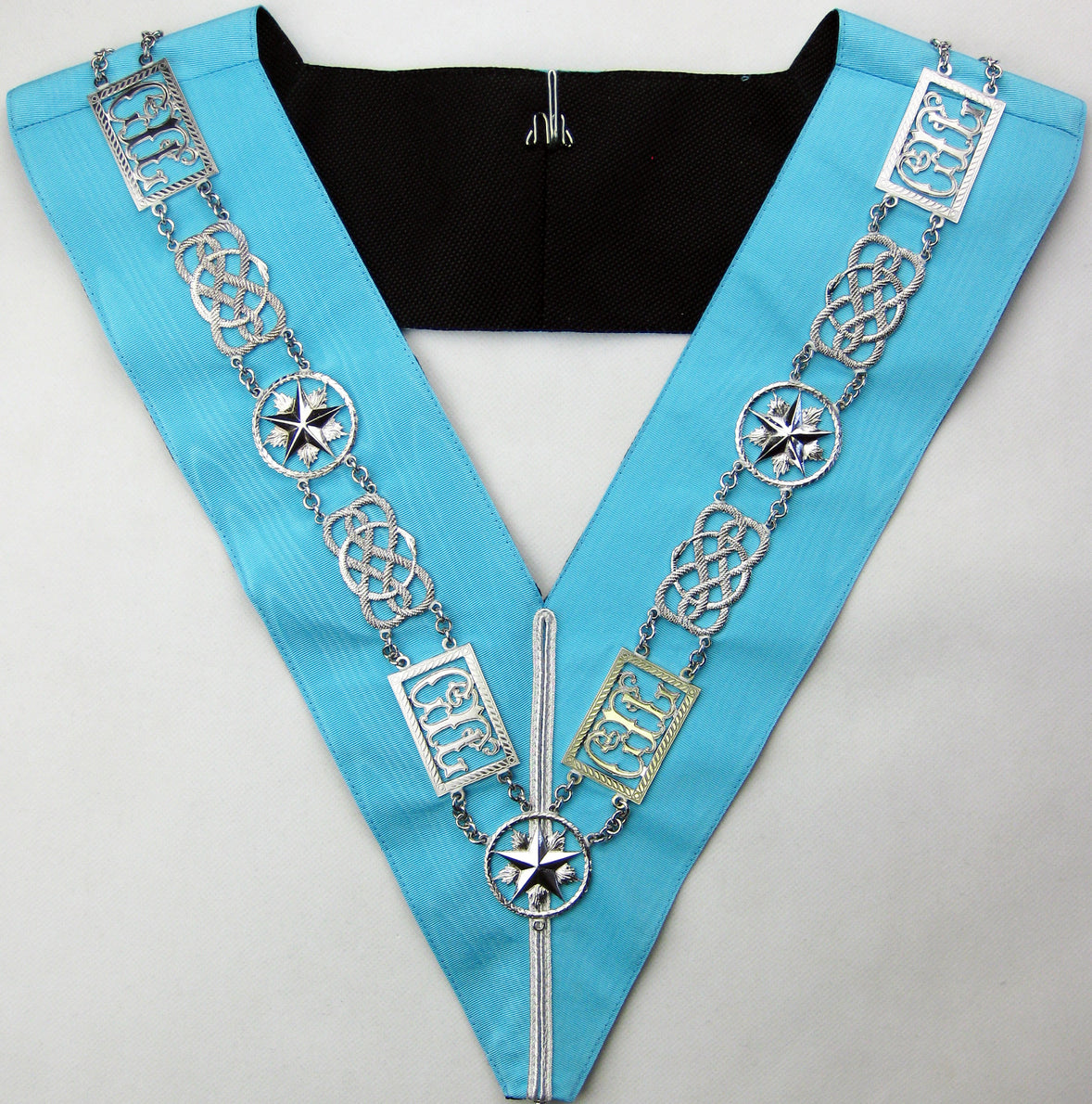 Craft Lodge Worshipful Master Chain Collar