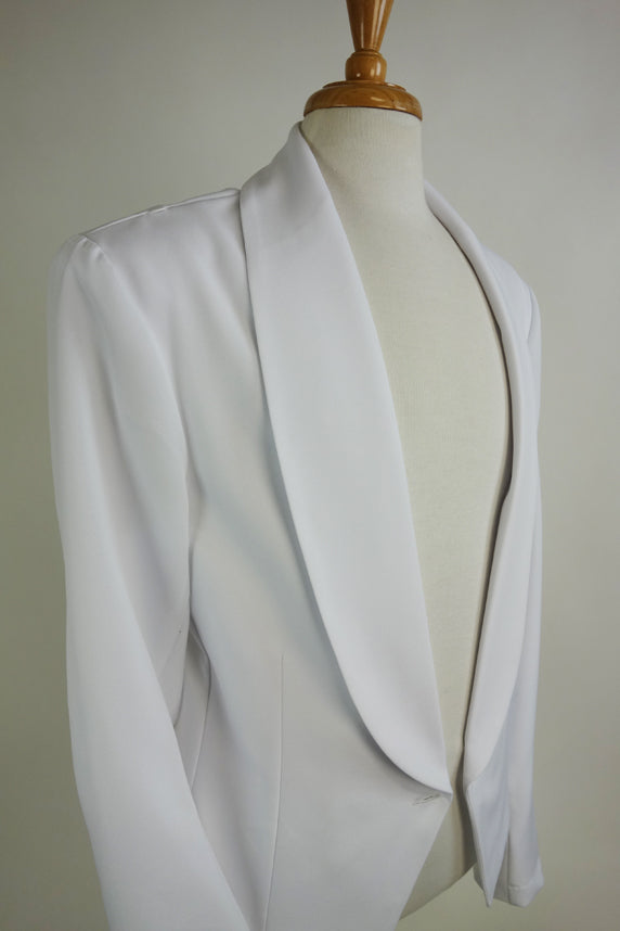 Masonic White Jacket