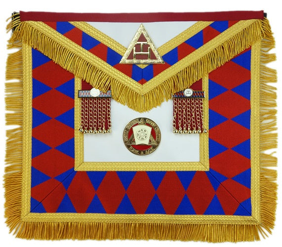 Grand Chapter Officer Apron, NSW and ACT