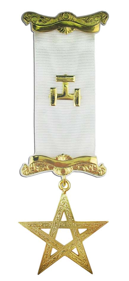 Royal Arch Chapter Excellent Master Mason Breast Jewel