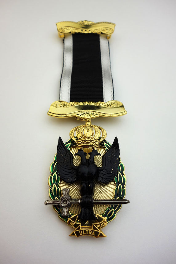 Australian Constitution Past Grand Commander Breast Jewel