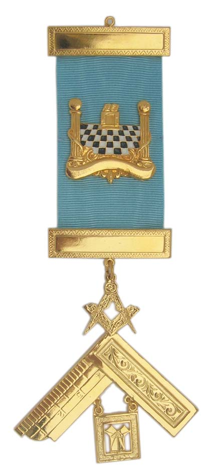 Past Master Jewel - CJ 17