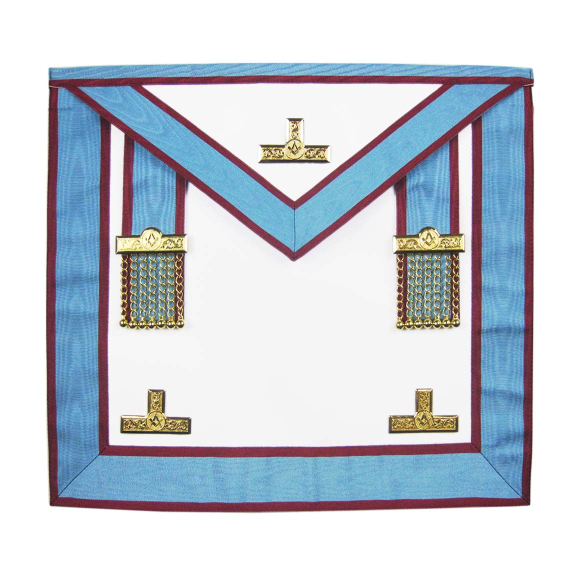 Co-Masonic Worshipful Master Mason Apron