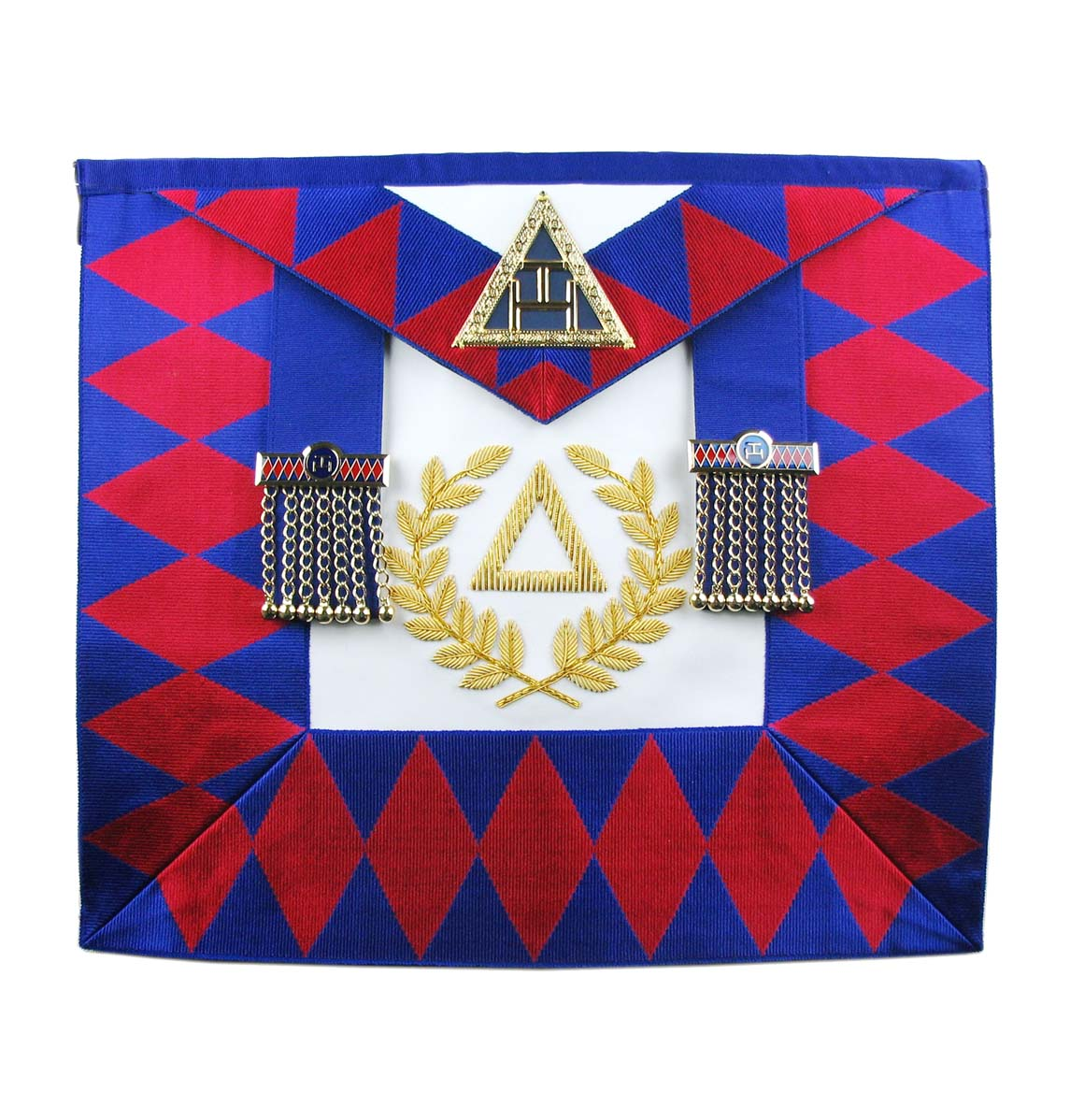 Grand Chapter Officer Apron, Victoria