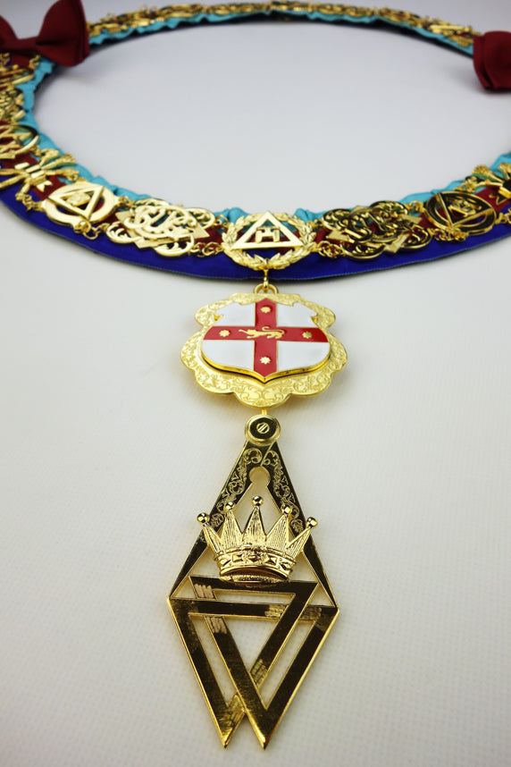 Grand Chapter Chain Collar