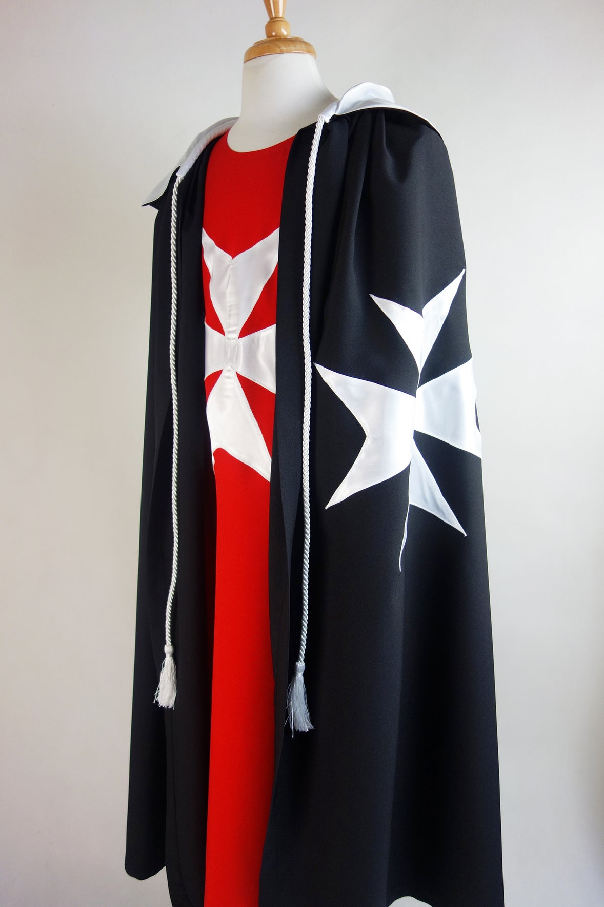 Malta Mantle and Tunic