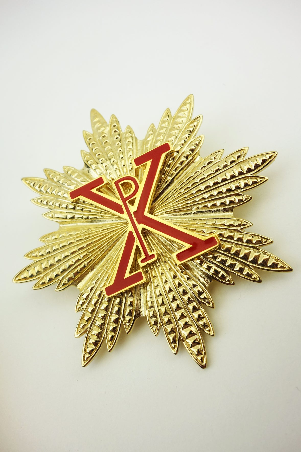 Red Cross of Constantine Knight Grand Cross Star