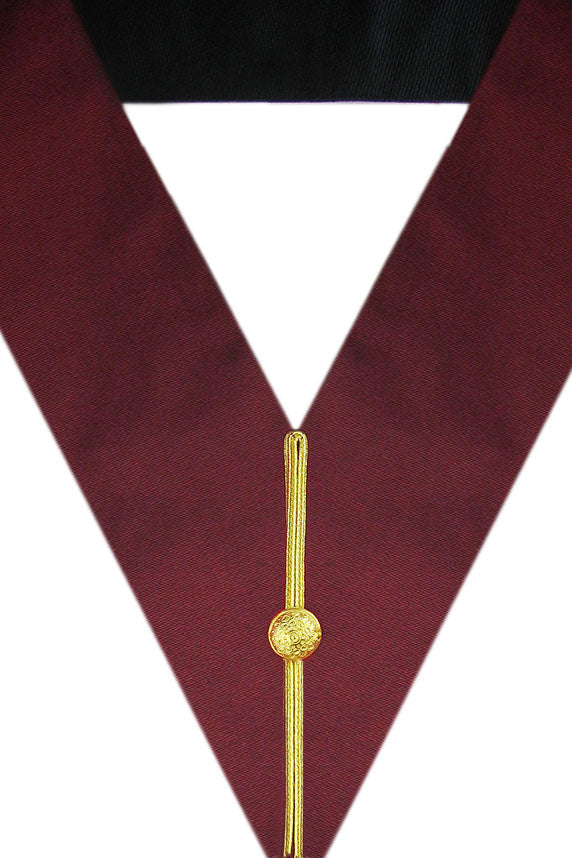 Royal and Select Master Officer Collar