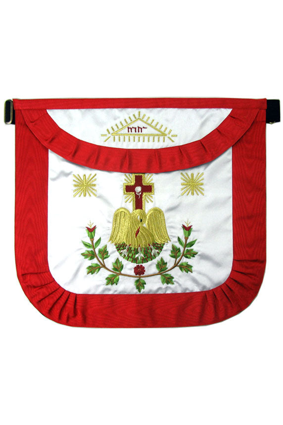 Scottish Constitution Rose Croix 18th Degree Apron
