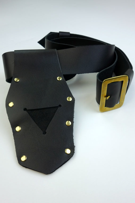 Australian Constitution Leather Belt and Frog