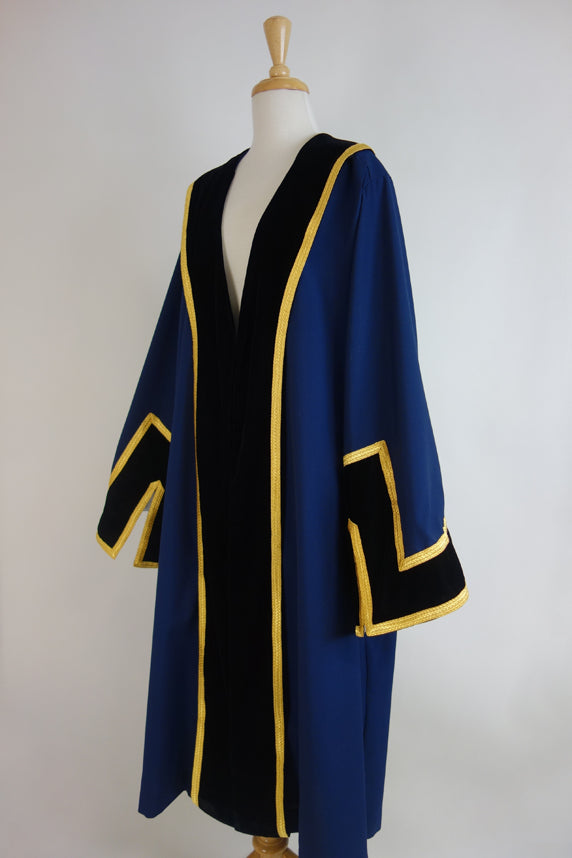 Traditional Style Mayoral Robe
