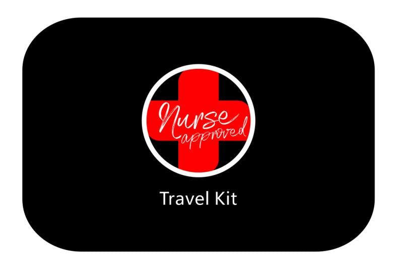 Nurse Approved Buddy Travel Kits