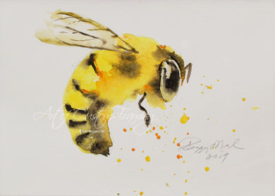 Bee #1 by Peggy O'Neil