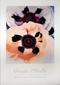 Poppies by Georgia O'Keeffe