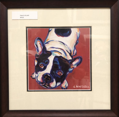 Jody Whitsell Dog Print