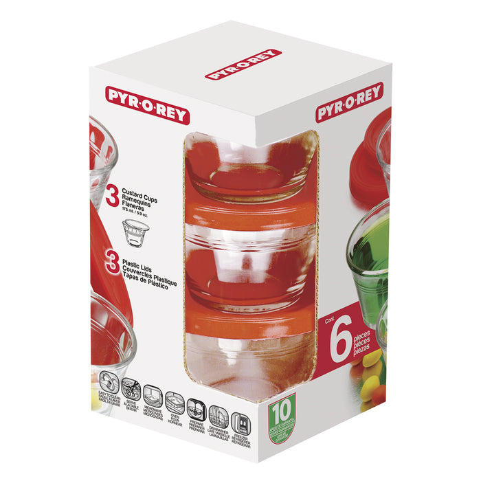 PACK 3 FLANERAS CON TAPA 180 ML