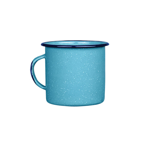TAZA RECTA 750ML AZUL TURQUESA