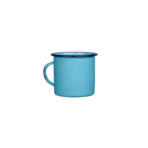 TAZA RECTA 360ML AZUL TURQUESA
