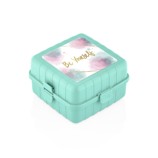 MAGIC LUNCHBOX CUADRADA CELESTE