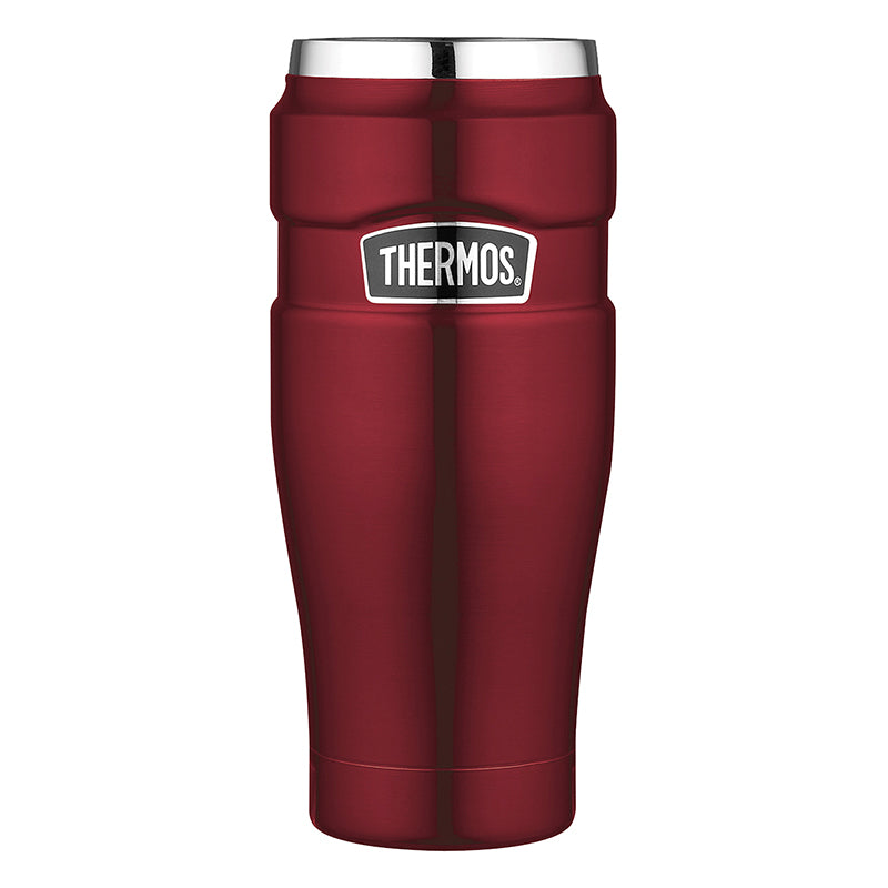 TERMO MUG 470ML KING ROJO